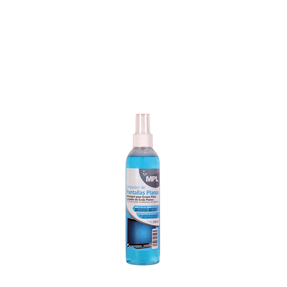 FLAT SCREENS CLEANER SPRAY 250ML – MPL